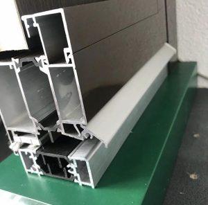 termopane aluminiu vs termopane pvc